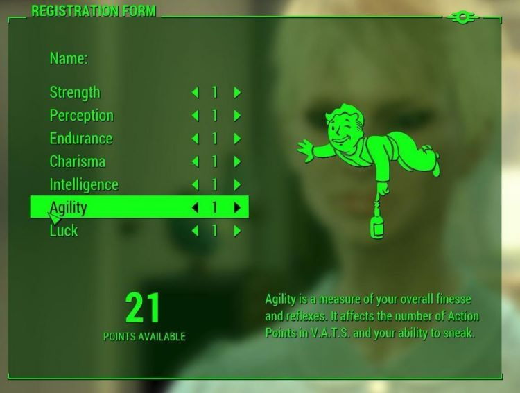 fallout4 special stats