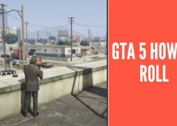GTA V How to Roll