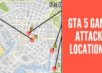 gta 5 gang attack locations