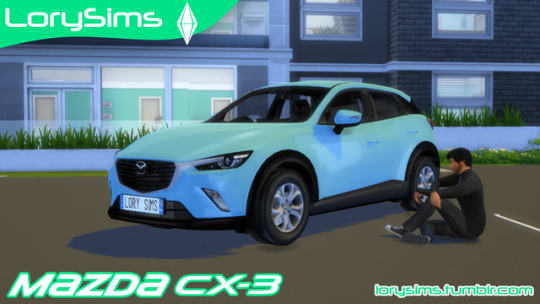 Mazda CX-3 by LorySims
