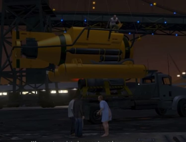 gta 5 story freighter mission