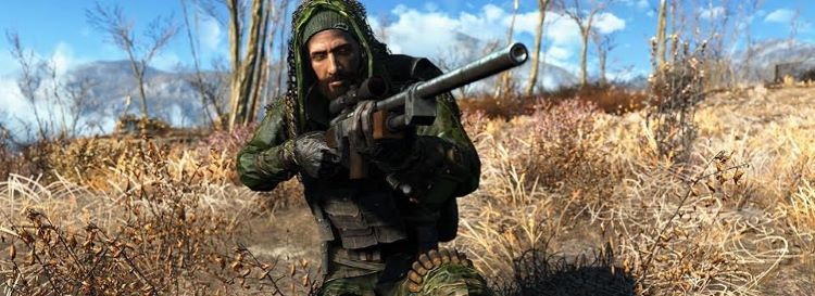best automatic weapon in fallout 4