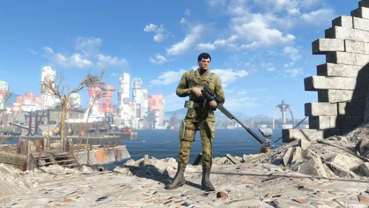 fallout 4 pro military outfit
