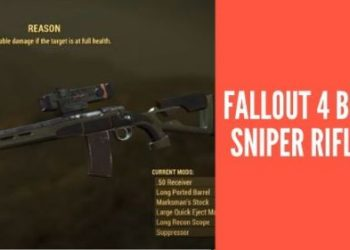 Fallout 4 Snipers
