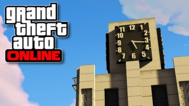 Los Santos Clock Tower Building