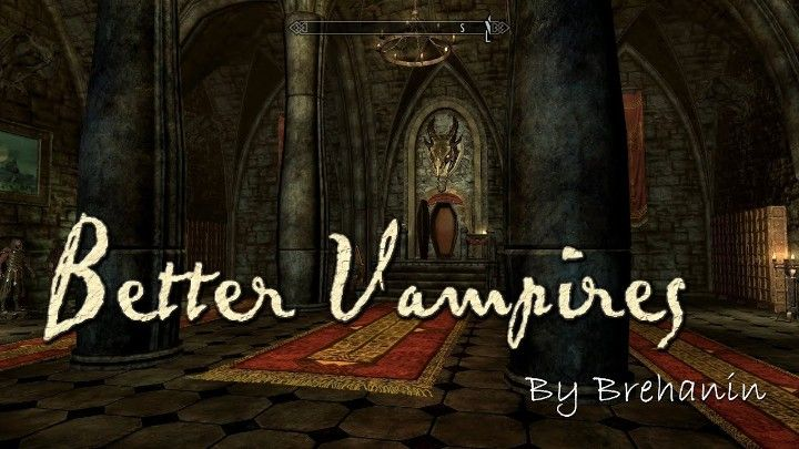 Better vampire mod skyrim