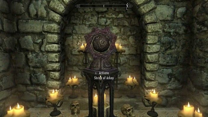 vampirism cure shrine skyrim
