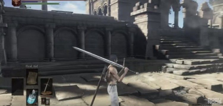 Claymore Greatsword