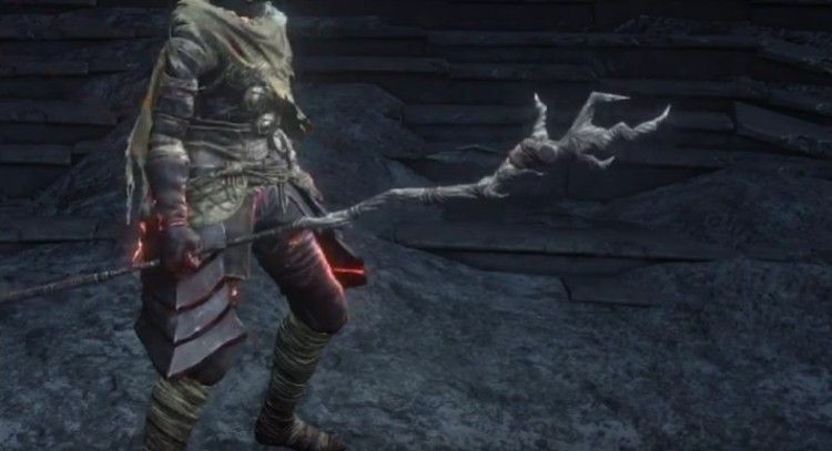 Best Outrageous Staffs to use in Dark Souls 3