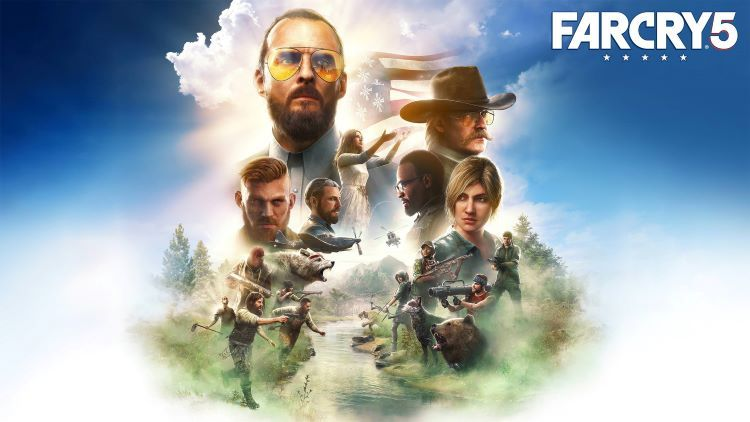Far Cry 5 best pc games
