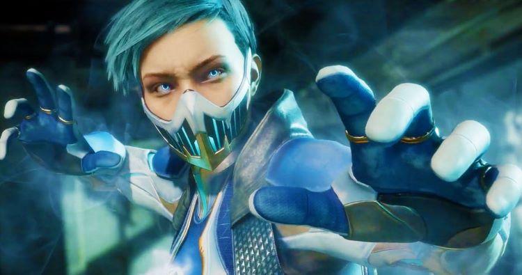 Frost -  Lin Kuei clan
