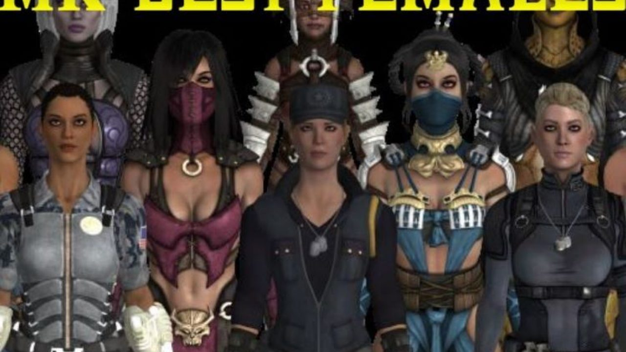 Top 10 Mortal Kombat Best Female Characters Of All Time