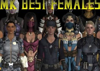 mortal kombat best female characters
