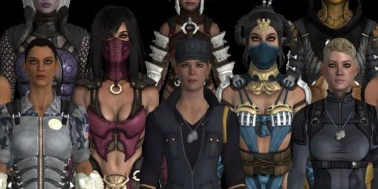 mortal kombat best female characters