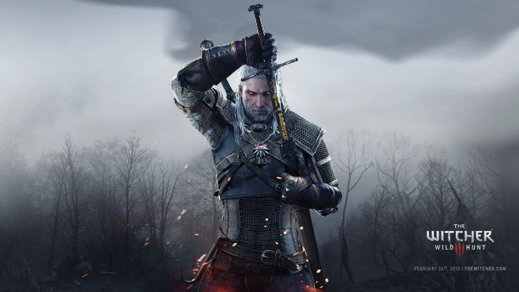 The Witcher 3: Wild Hunt best pc game