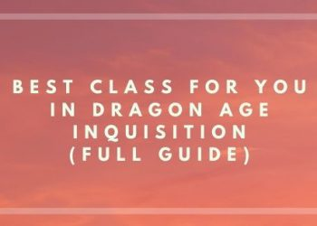 Best Class for You in Dragon Age Inquisition