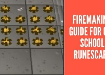 Firemaking Guide for Old School Runescape