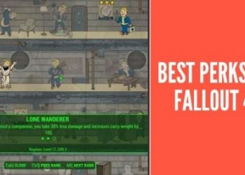 Best Perks in Fallout 4
