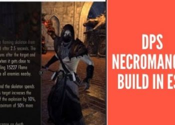 Necromancer Build in ESO