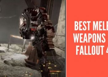 Best Melee Weapons in Fallout 4