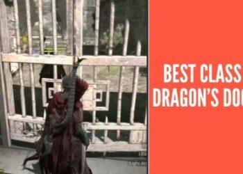 Best Class in Dragon's Dogma